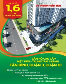 Căn hộ 91 Phạm Văn Hai