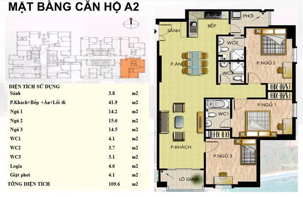 căn hộ 27 Trường Chinh